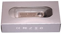 USB kľúč 32GB DISCO CASCO